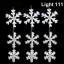 โฟม เกล็ดหิมะ 3 ชั้น (กากเพชร) cl-507 thumbnail 1