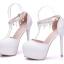 รองเท้าเจ้าสาวสีขาว ไซต์ 34-41 thumbnail 5