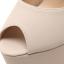 รองเท้าส้นสูง ไซต์ 34-40 สีดำ/ครีม thumbnail 2