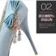 รองเท้าส้นสูงคัดชูสีฟ้า/ชมพู/ครีม/ดำ ไซต์ 34-43 thumbnail 12