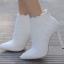 รองเท้าบูทเจ้าสาวสีขาว ไซต์ 34-41 thumbnail 2