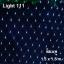 ไฟตาข่าย LED สีขาว ขนาดเล็ก 1.5x1.5 ม. thumbnail 1