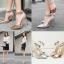 รองเท้าส้นสูงสีเงิน/ทอง ไซต์ 35-40 thumbnail 1