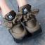รองเท้าผ้าใบเสริมส้น ไซต์ 34-39 thumbnail 3