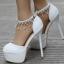 รองเท้าเจ้าสาวสีขาว ไซต์ 34-41 thumbnail 3