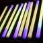 ไฟแท่ง LED 7 สี หลอดขุ่น (ยาว 1 ม.) thumbnail 4