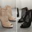 รองเท้าส้นสูงสีแอพพริคอท/ดำ ไซต์ 35-40 thumbnail 7