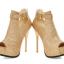 รองเท้าส้นสูงสีทอง/เงิน/แดง/ดำ ไซต์ 34-43 thumbnail 10