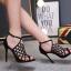 รองเท้าส้นสูงสีดำ/น้ำตาล ไซต์ 35-40 thumbnail 4