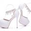 รองเท้าเจ้าสาวสีขาว ไซต์ 34-41 thumbnail 6