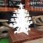 โฟม ต้นคริสมาส 3D ตกแต่งงานคริสมาส cl-501 thumbnail 2