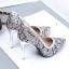 รองเท้าส้นสูงปลายแหลมสีเงิน/ทอง/ฟ้า ไซต์ 34-39 thumbnail 3