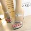 รองเท้าส้นสูงแบบสวมสีทอง/เงิน ไซต์ 34-39 thumbnail 3