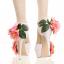 รองเท้าเจ้าสาวแต่งดอกไม้ ไซต์ 34-39 thumbnail 9