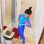 bodysuitกันยูวี สีชมพู-น้ำเงิน-ฟ้า thumbnail 9