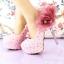 รองเท้าเจ้าสาว ไซต์ 34-39 ส้นสูง 8-14 ซม. thumbnail 5