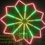 ไฟงานวัด LED สีเขียว (ไฟนิ่งไม่กระพริบ), หลอด T8 สี thumbnail 5