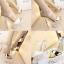 รองเท้าส้นสูงส้นแก้วคริสตัลแบบสวมสีทอง/ขาว ไซต์ 34-39 thumbnail 1