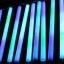 ไฟแท่ง LED 7 สี หลอดขุ่น (ยาว 1 ม.) thumbnail 2