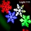 ไฟเลเซอร์เกร็ดหิมะ RGB cl-403 thumbnail 2