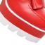 รองเท้าส้นสูงสีแดง/ครีม/ขาว/ดำ ไซต์ 34-39 thumbnail 10