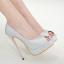 รองเท้าส้นสูงสีเงิน/ทอง ไซต์ 35-40 thumbnail 4