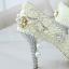 รองเท้าเจ้าสาวสีเงิน/ทอง ไซต์ 35-39 thumbnail 5