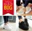 รองเท้าผ้าใบเสริมส้น ไซต์ 34-43 สีขาว/ดำ/ครีม thumbnail 1