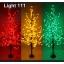ไฟต้นไม้ ซากุระ 1.5 m 480 led สีเขียว thumbnail 2