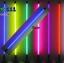 ไฟงานวัด LED สีฟ้า (ไฟนิ่งไม่กระพริบ), หลอด T8 สี thumbnail 1