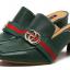 รองเท้าส้นสูง ไซต์ 35-39 มี 2 รุ่น ดำ/ครีม และ ดำ/เขียว thumbnail 12