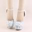รองเท้าเจ้าสาว ไซต์ 34-39 สีฟ้า สูง 3.6 / 4.8 / 5.6 นิ้ว thumbnail 11