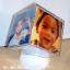 001-โฟโต้บอกซ์ 3x3 นิ้ว กล่องลูกเต๋าพลาสติกใส่รูปได้ 6 ด้าน thumbnail 1