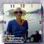 074-อัดขยายรูปและเข้ากรอบลอย 8x8 นิ้ว ใส่นาฬิกา thumbnail 1