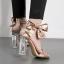 รองเท้าแฟชั่น ไซต์ 35-40 สีดำ/ทอง thumbnail 4