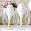 รองเท้าเจ้าสาว ไซต์ 34-39 ส้นสูง 8-14 ซม. thumbnail 3