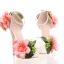 รองเท้าเจ้าสาวแต่งดอกไม้ ไซต์ 34-39 thumbnail 6