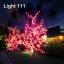 ไฟต้นไม้ (ซากุระ) LED 2 ม.1152 led สีแดง thumbnail 7