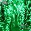 ไฟต้นหลิว LED 2.5 ม. สีเขียว thumbnail 8