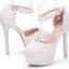 รองเท้าเจ้าสาวสีขาวมุข ไซต์ 34-41 thumbnail 5