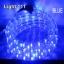 ไฟสายยาง LED (ท่อกลม) 10 m. สีฟ้า thumbnail 1