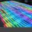 ไฟแท่ง LED 7 สี หลอดขุ่น (ยาว 1 ม.) thumbnail 17