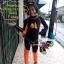 ชุดว่ายน้ำควบคุมอุณหภูมิลายปลาทอง thumbnail 7