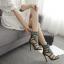 รองเท้าส้นสูงสีเขียว/ดำ ไซต์ 35-40 thumbnail 4
