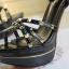 รองเท้าส้นสูงสีชมพู/ดำ ไซต์ 34-39 thumbnail 10