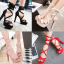 รองเท้าส้นสูงสีหวานชมพู/แดง/ดำ/ครีม ไซต์ 34-40 thumbnail 1