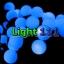 ไฟเชอรี่ LED สีฟ้า thumbnail 10