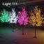 ไฟต้นไม้ (ซากุระ) LED 2 ม.1152 led สีเขียว thumbnail 3