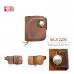 กระเป๋าสตางค์ Redmoon Japan ใบเล็ก4.5 คลาสสิค