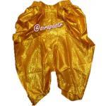 โจงฯผ้าตาด-สีเหลืองทอง Size-M *ตรวจสอบขนาดในหน้าสินค้า